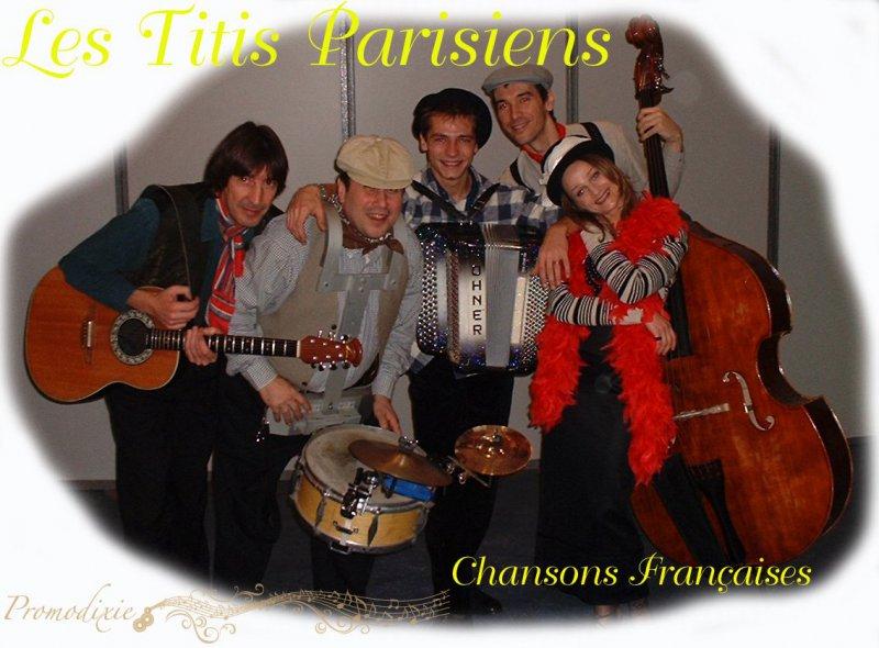 Orchestre les Titis Parisiens
